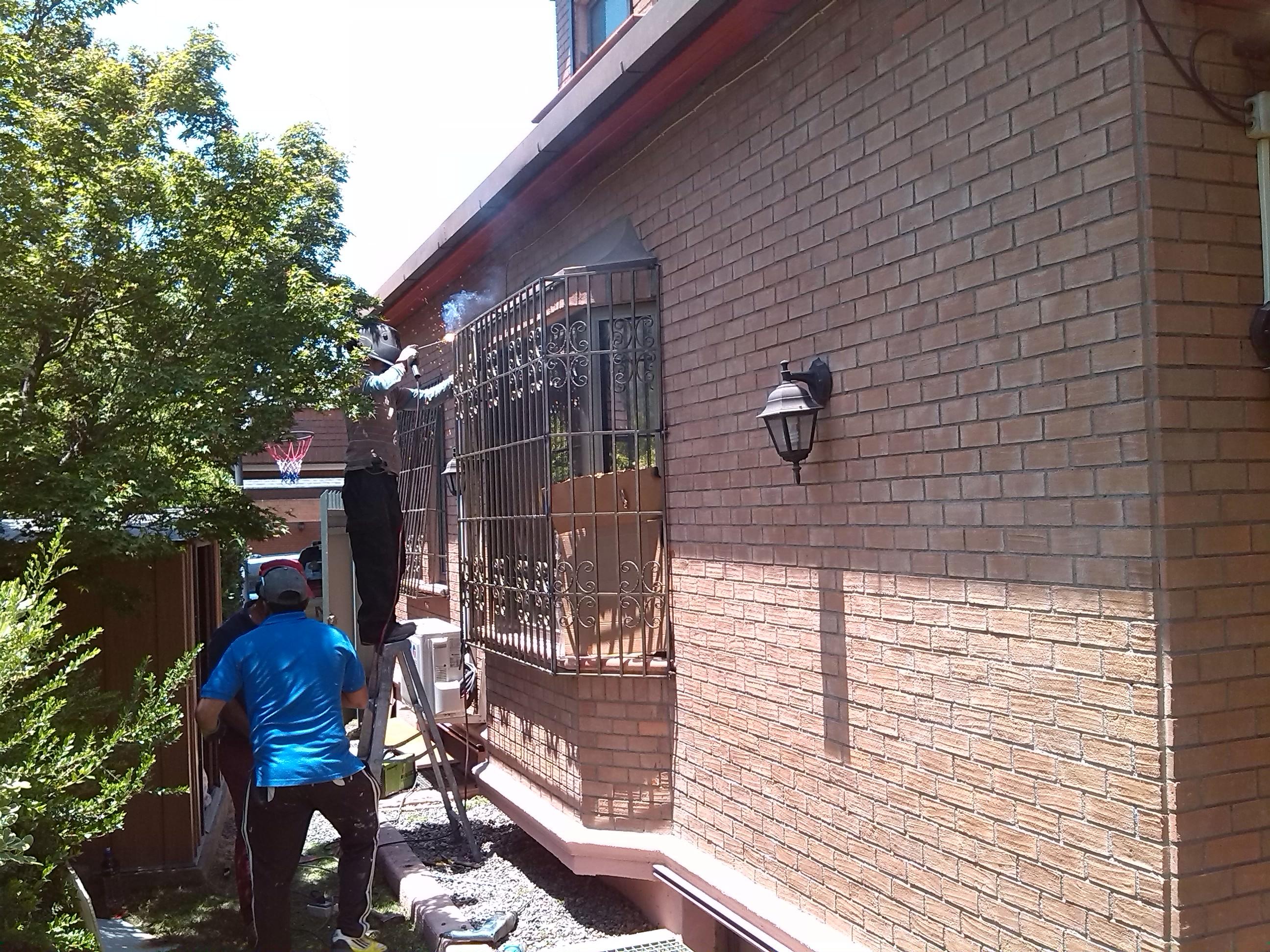 Rejas para ventanas - Malla de protección